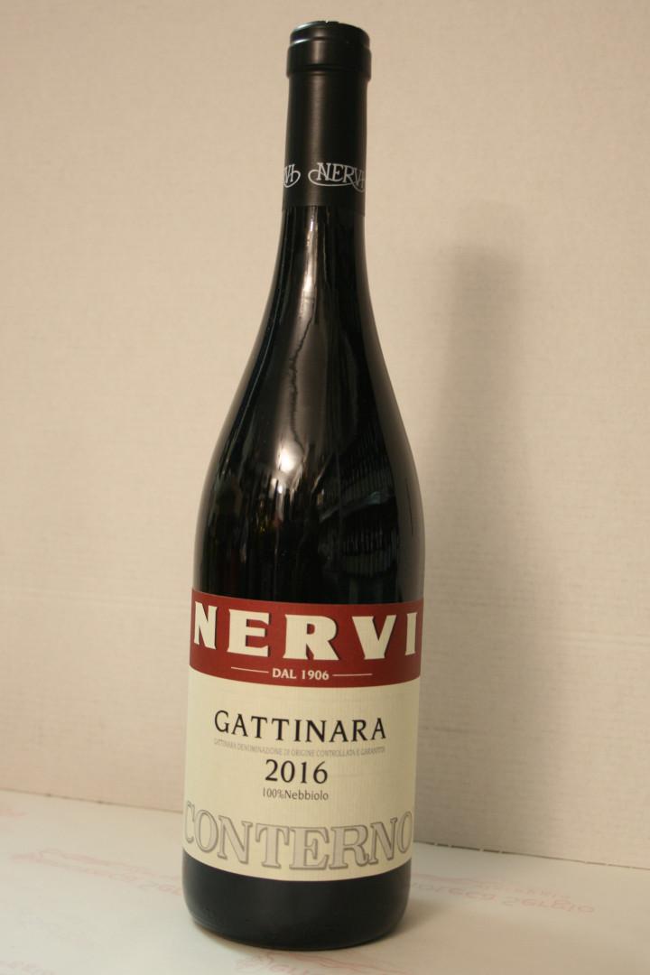 Gattinara 2016 Nervi