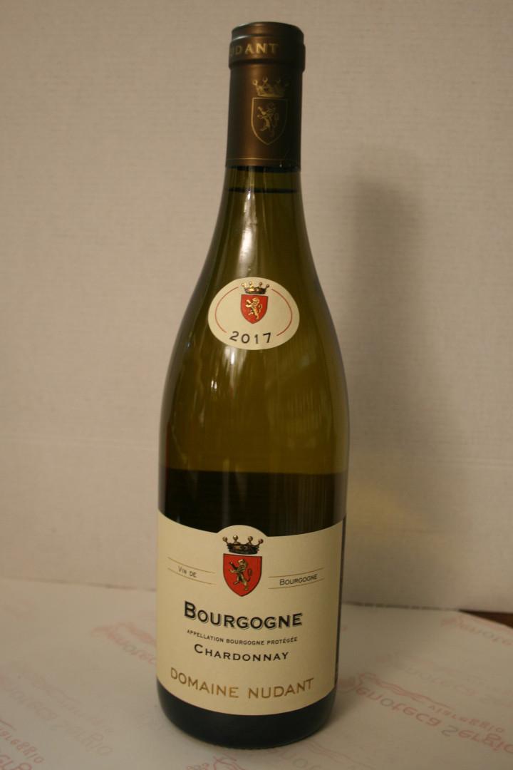 Bourgogne Blanc 2017 Domaine Nudant