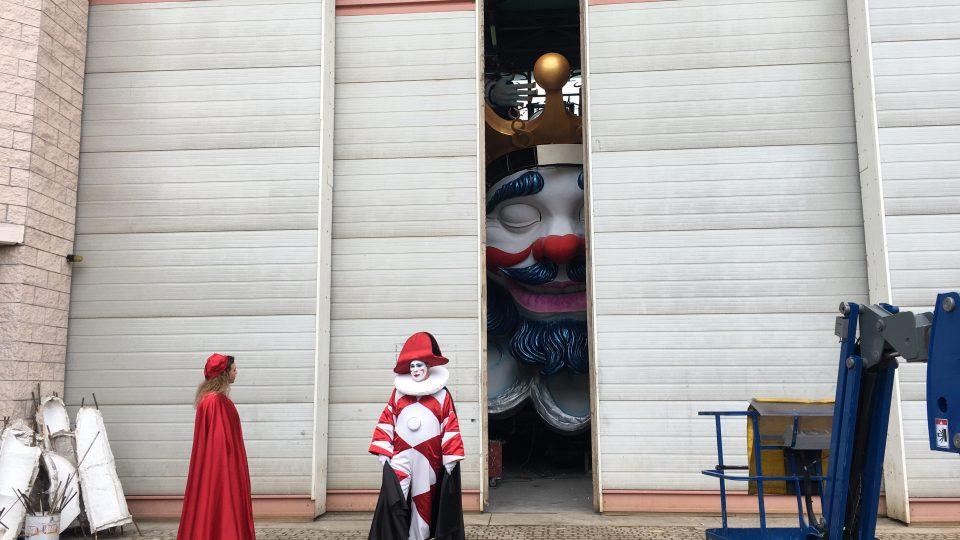 blogging breakfast di carnevale si aprono le porte degli hangar solo per noi
