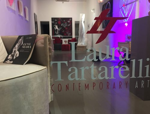 laura tartarelli contemporary art pietrasanta