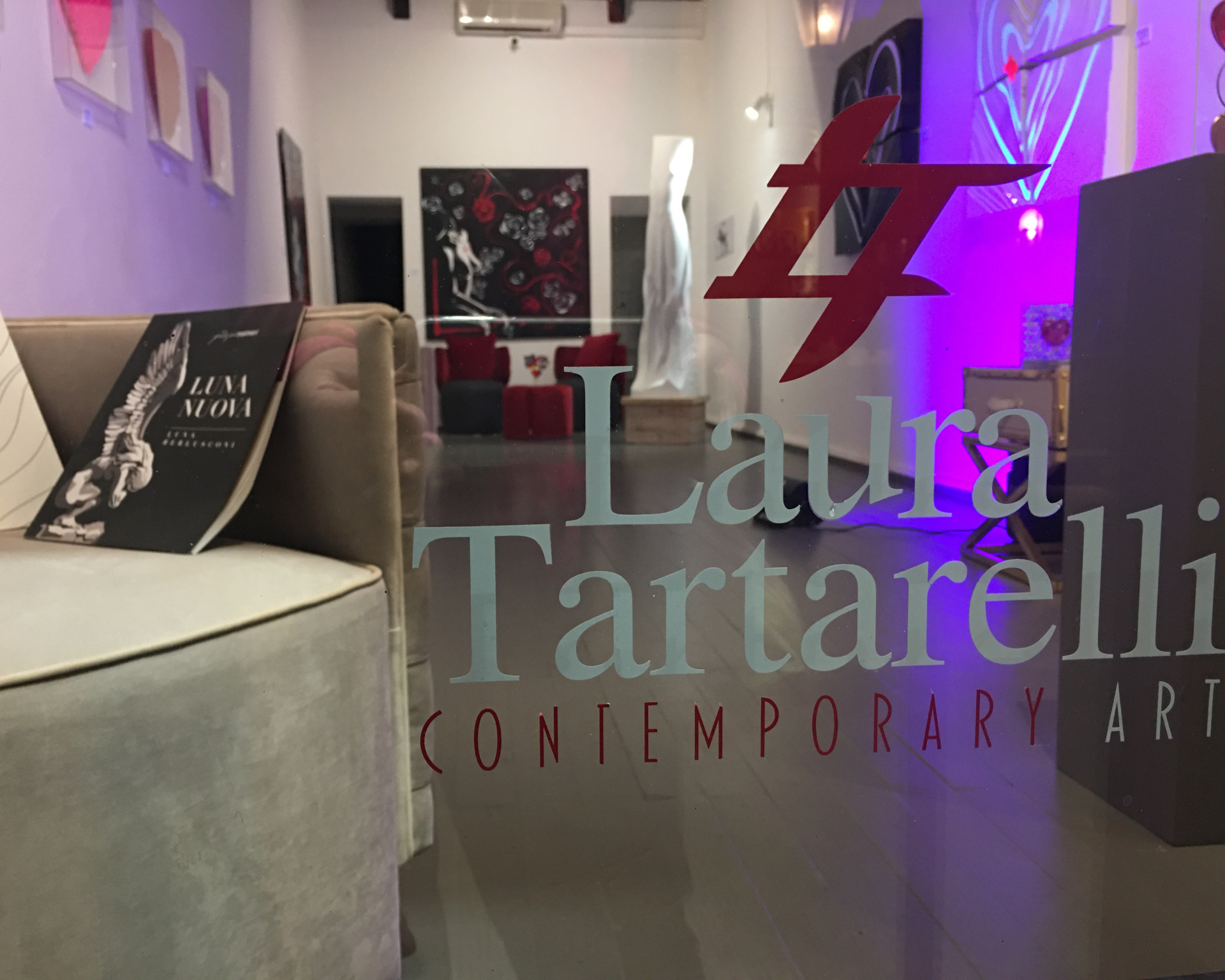 laura tartarelli contemporary art pietrasanta