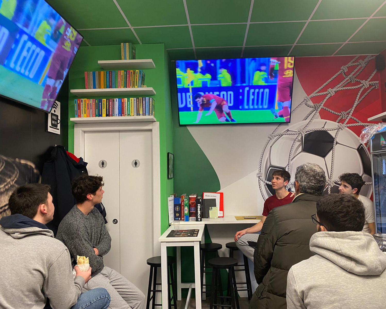 stadium pub viareggio