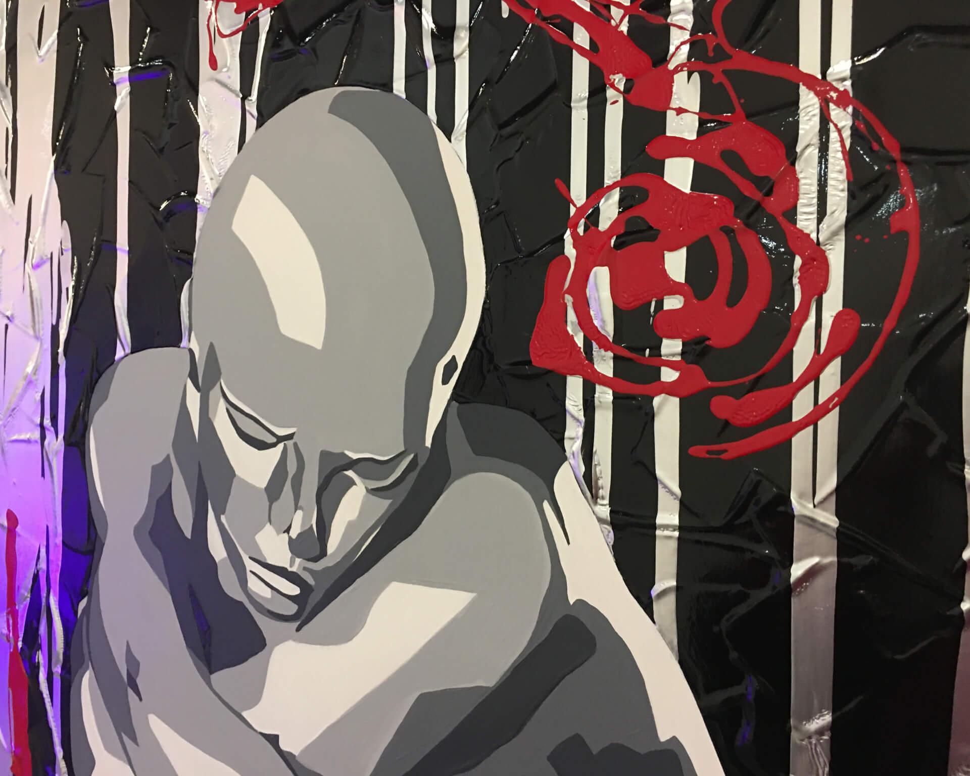 laura tartarelli contemporary art pietrasanta penelope luna berlusconi