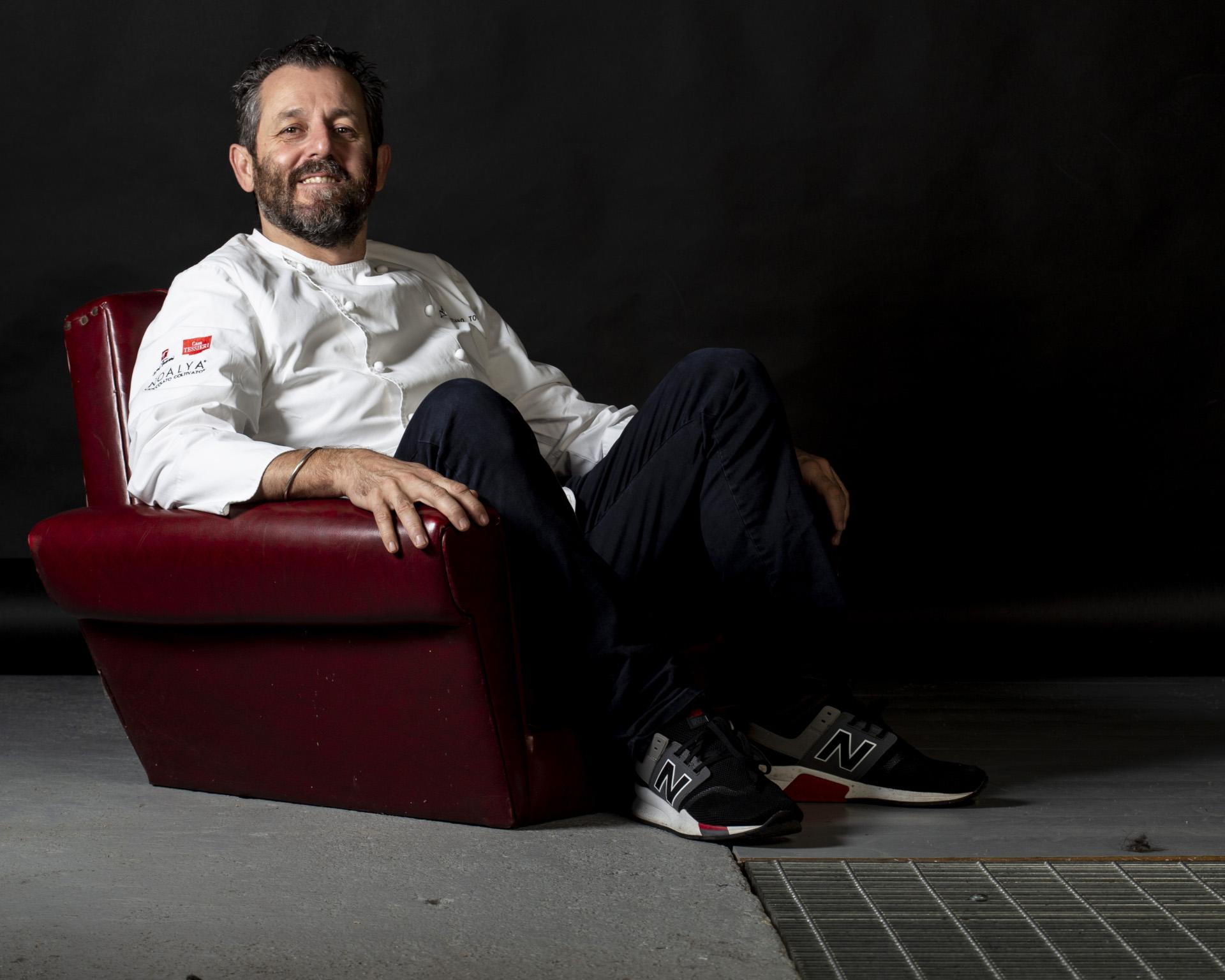 Chef Cristiano Tomei