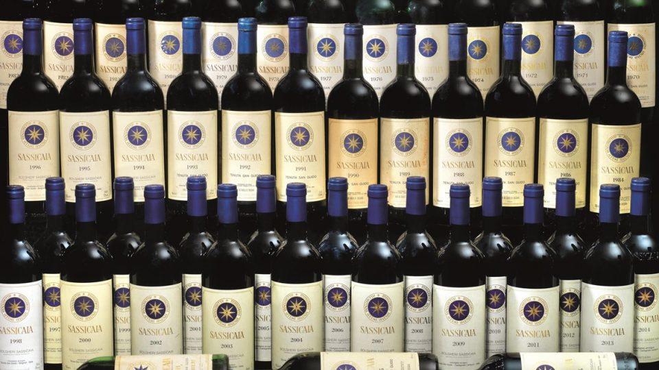 all osteria a pagliai vince il sassicaia duello nel bicchiere italia francia