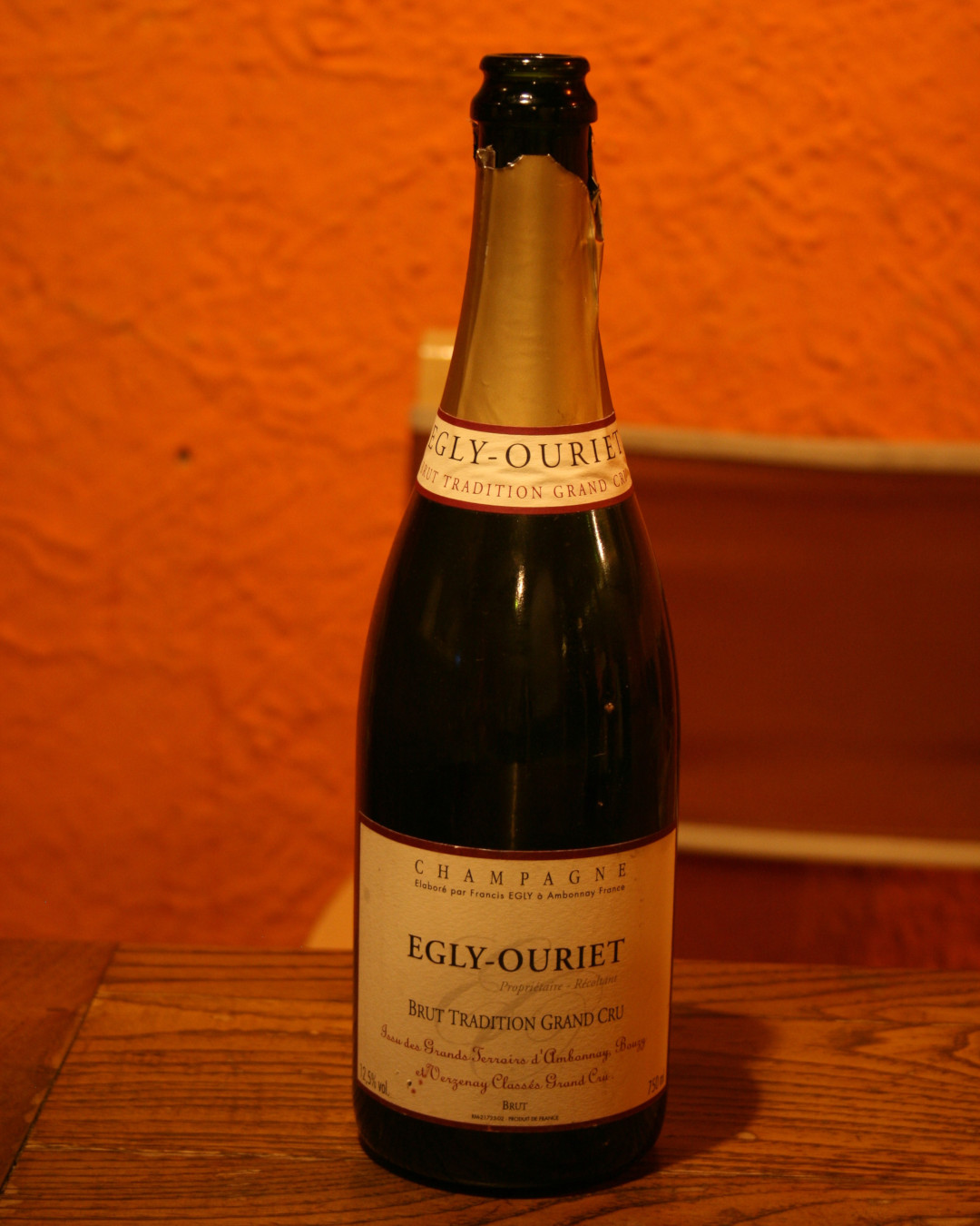 Champagne Egly Ouriet Brut Tradition