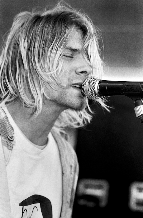 Peterson Lavine Come as you are Kurt Cobain and the Grunge Revolution Firenze Kurt Cobain Beehive Records Seattle, 1991, Charles Peterson