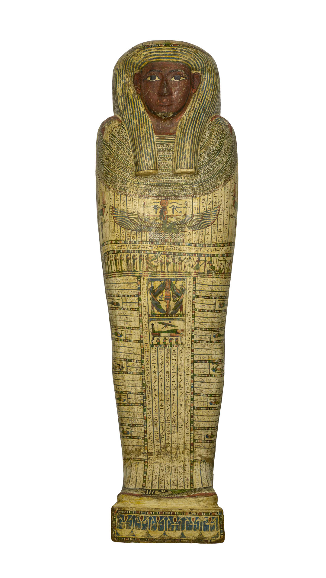 Tutankhamon viaggio verso l eternità firenze sarcofago di Padihorpakhered