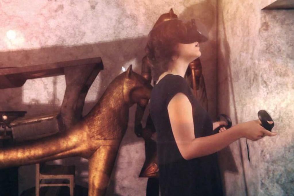 Tutankhamon viaggio verso l eternità firenze simulazione della visita virtuale